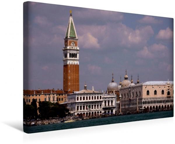 Wandbild Piazza San Marco Venedig by André Poling