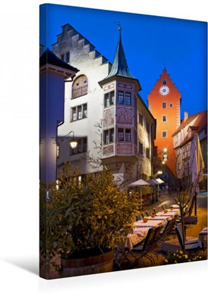 Wandbild MEERSBURG - Italienische Lebensfreude