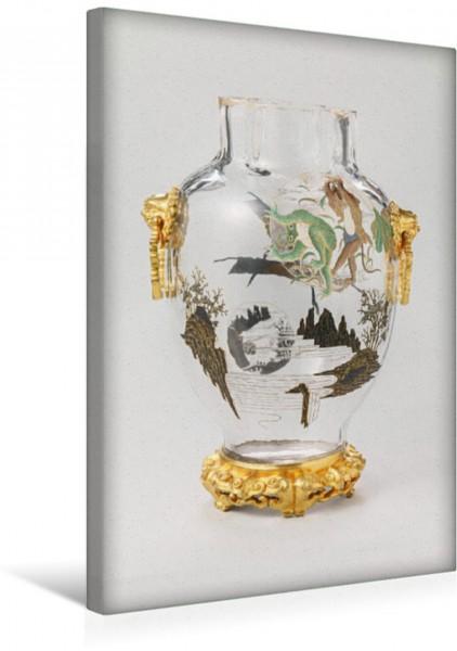 Wandbild Vase,  Paris ca.1885-1890, Rijksmuseum Amsterdam