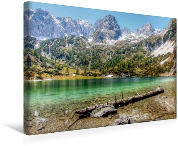 Wandbild Seebensee - Tirol - Ehrwald - Österreich