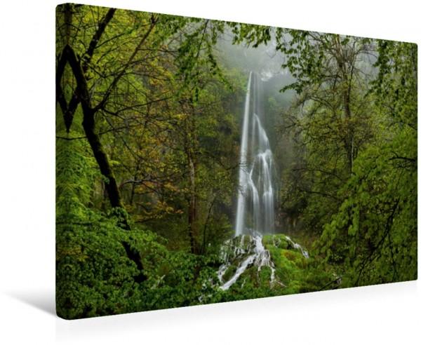 Wandbild Wasserfall Bad Urach