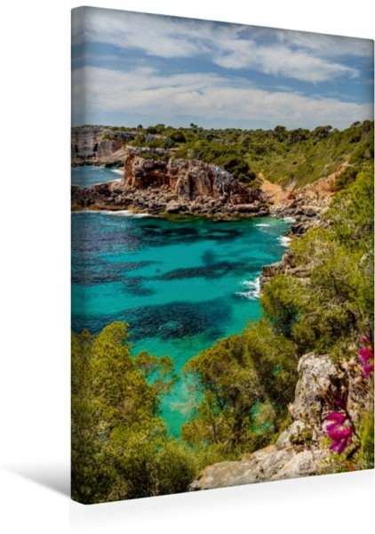 Wandbild Mallorca wundervolle Cala S´Almunia