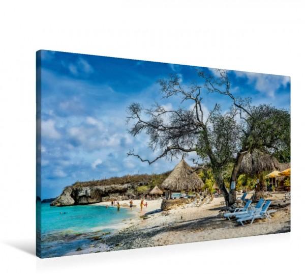 Wandbild Curaçao - bunte Insel in der Karibik