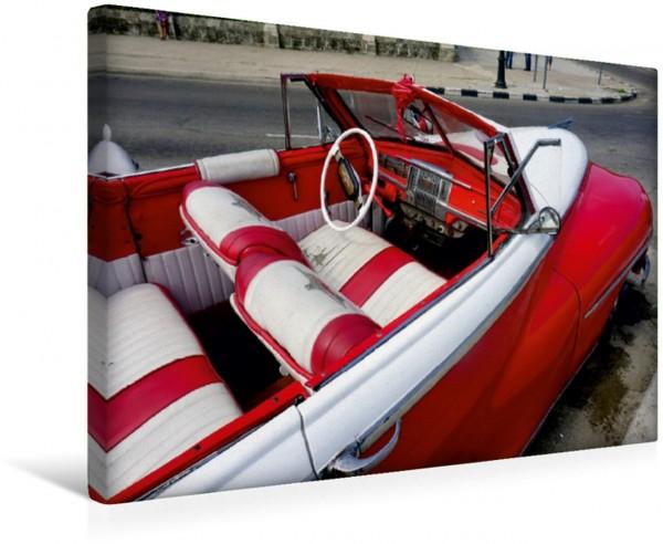 Wandbild Auto-Legenden DESOTO