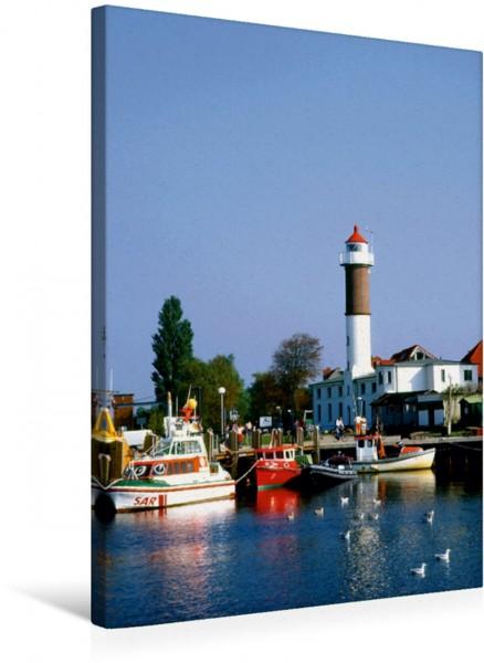 Wandbild Leuchtturm Insel Poel
