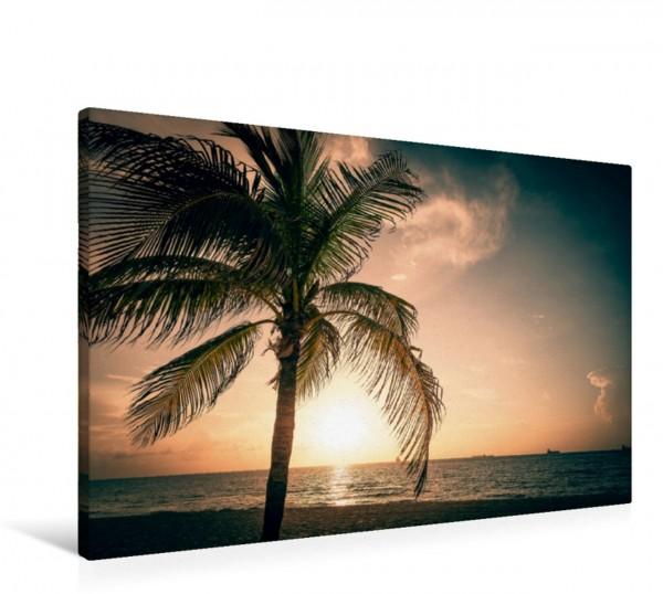 Wandbild Fort Lauderdale Beach Sonnenaufgang am Atlantik Sonnenaufgang am Atlantik