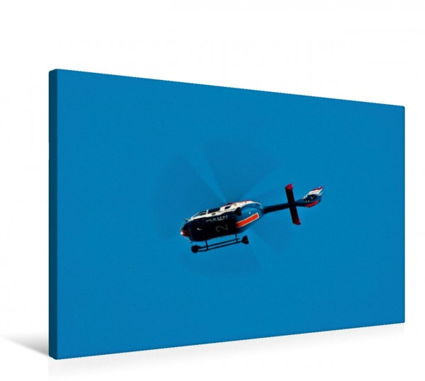 Wandbild Luftüberwachung