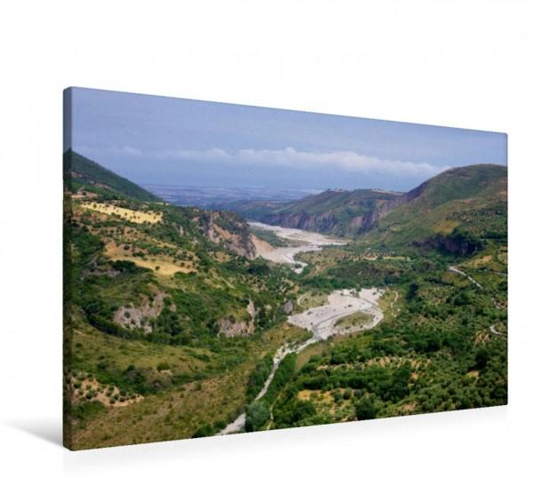 Wandbild Raganello Canyon Kalabrien Kalabrien