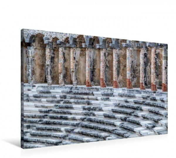 Wandbild Aspendos
