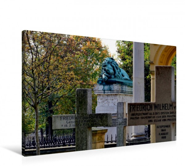 Wandbild Grabanlage v. Scharnhorst