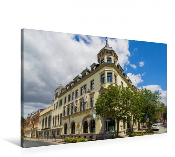 Wandbild Hotel Kaiserhof