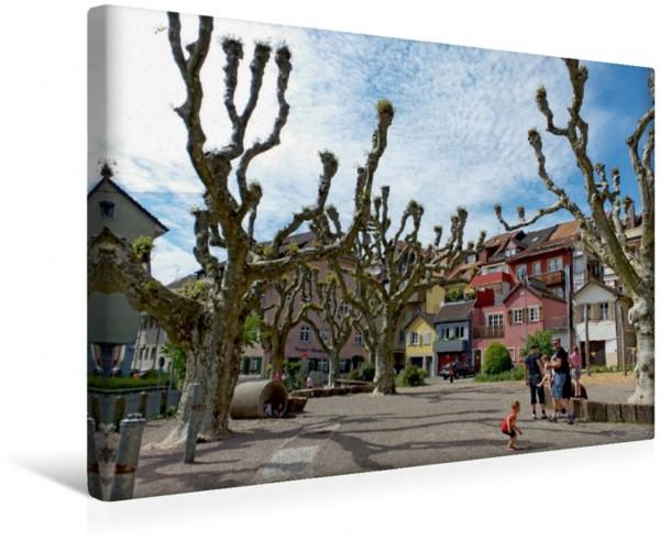 Wandbild Waldshut am Hochrhein Kinderspielplatz Kinderspielplatz