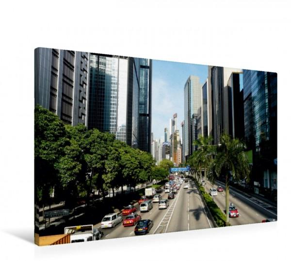 Wandbild Hongkong