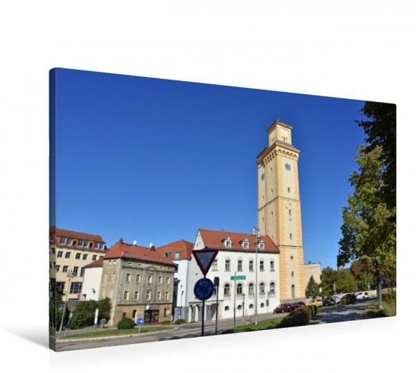 Wandbild Der 1845 fertiggestellte Kunstturm diente bis 1878 der Wasserversorgung von Altenburg ALTENBURG die alte Residenzstadt von Ulrich Senff ALTENBURG die alte Residenzstadt von Ulrich Senff