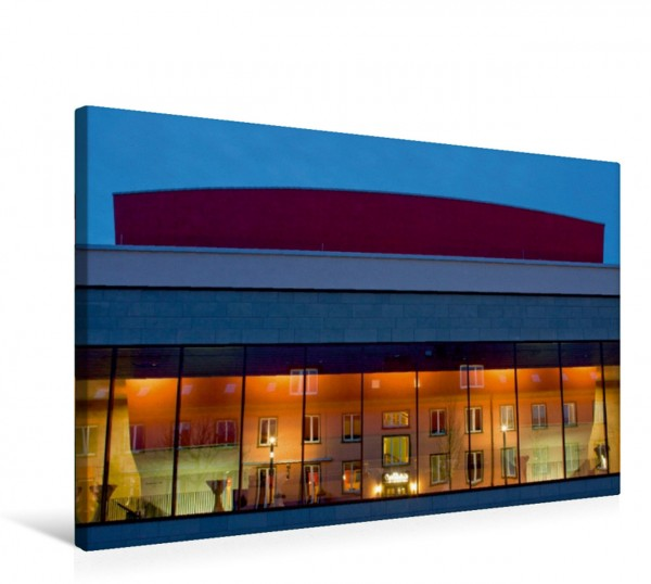 Wandbild Konzerthalle in Coesfeld
