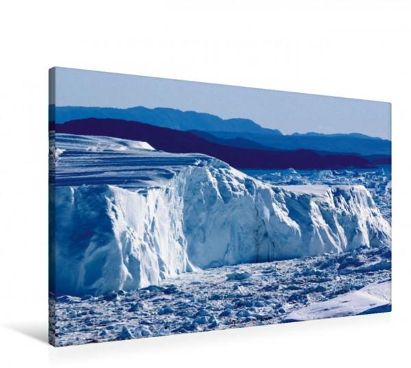 Wandbild Kangia Eisfjord