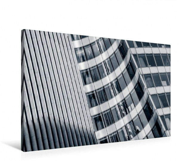 Wandbild Fassade EDF Tower