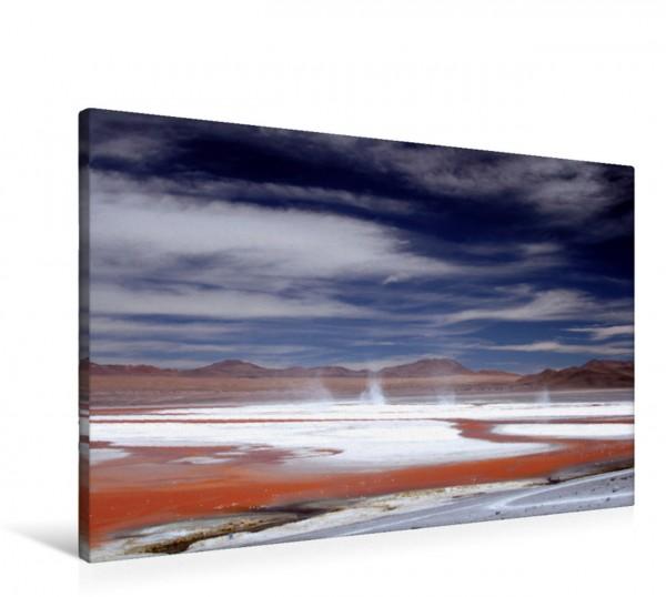 Wandbild Laguna Colorada