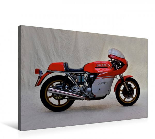 Wandbild Ducati 900 SS