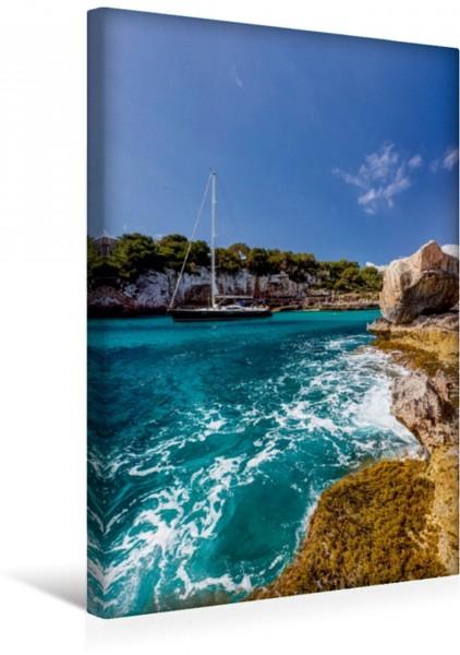 Wandbild Mallorca romantische Cala Llombards