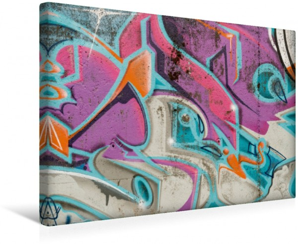 Wandbild Emotionale Momente: Betzdorfer Graffiti.