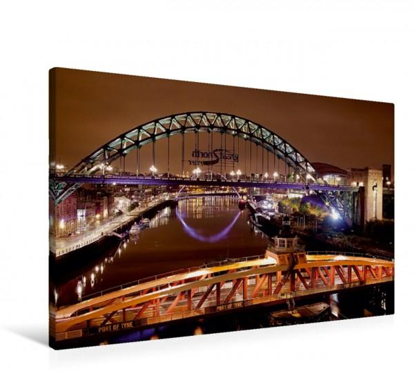 Wandbild Newcastle upon Tyne