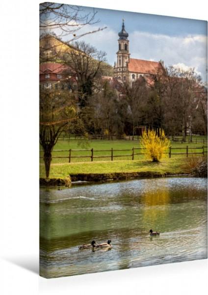 Wandbild Castell - Schloßpark Castell im Steigerwald Castell im Steigerwald
