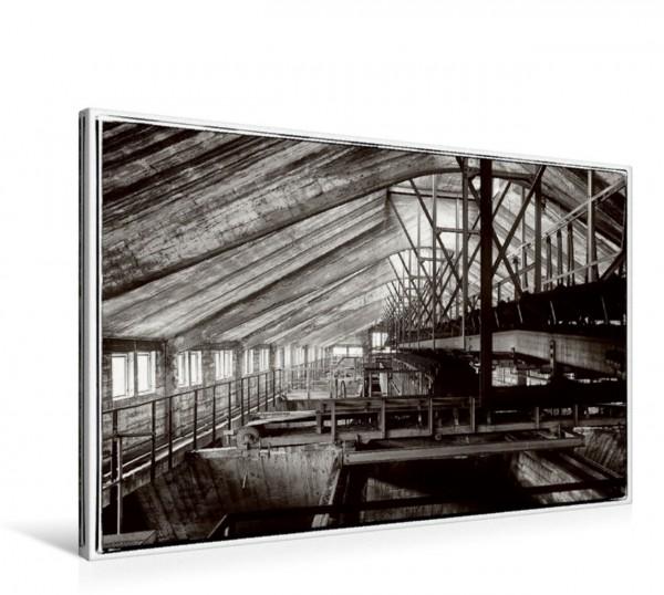 Wandbild Conveyor BW 004