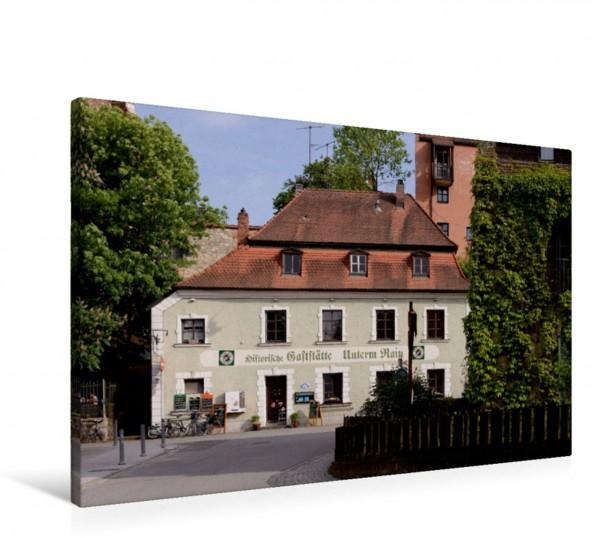 Wandbild Historisches Gasthaus