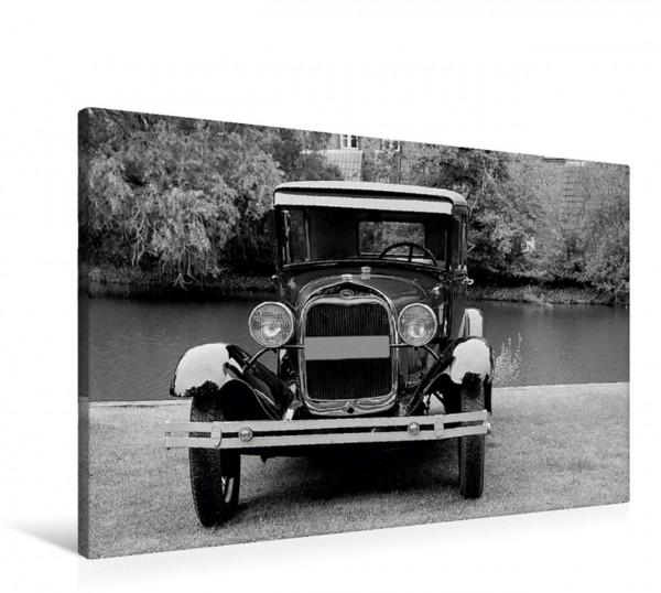 Wandbild Automobile vergangener Jahrzehnte Ford A Ford A
