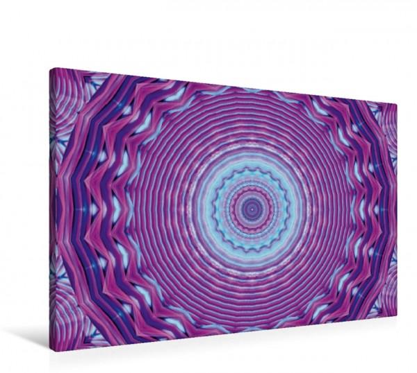 Wandbild Mandala Zentrum