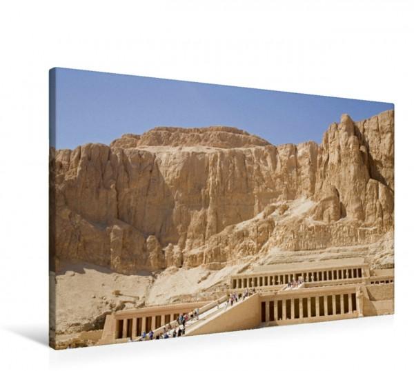 Wandbild Steinerne Zeugen – Der faszinierende Hatschepsut Tempel, Ägypten Hatschepsut Tempel Ägypten Hatschepsut Tempel Ägypten