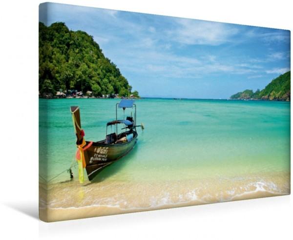 Wandbild Lohlanah Bay, Koh Phi Phi