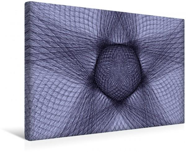 Wandbild Geometrische Zeichnungen