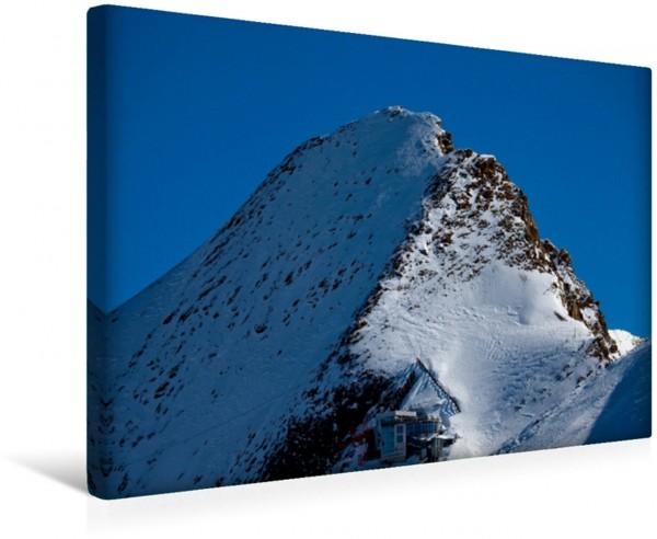 Wandbild Das Kitzsteinhorn - Gipfelwelt 3000