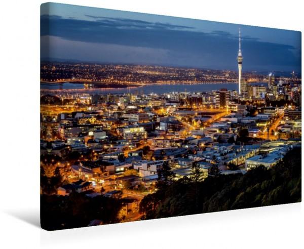 Wandbild Auckland Skyline - Neuseeland
