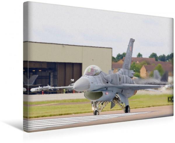 Wandbild F-16 Poland Air Force