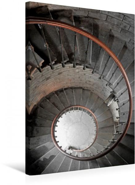 Wandbild Occitania Leuchtturm