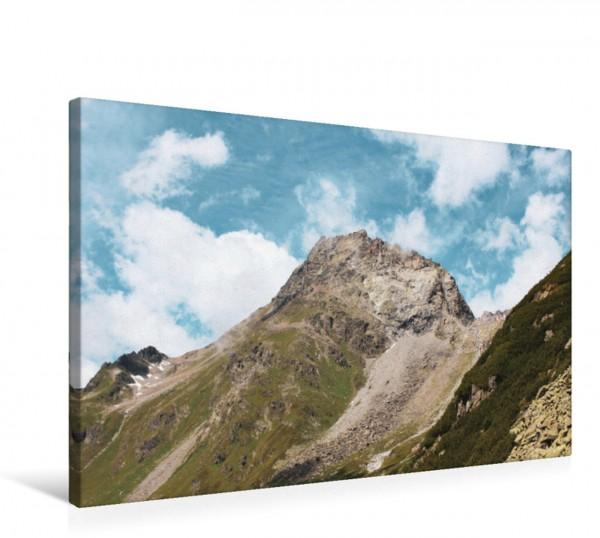 Wandbild Berge der Alpen, Österreich Seekogel Pitztal Seekogel Pitztal