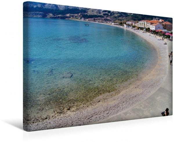 Wandbild Strand Küste Buchten