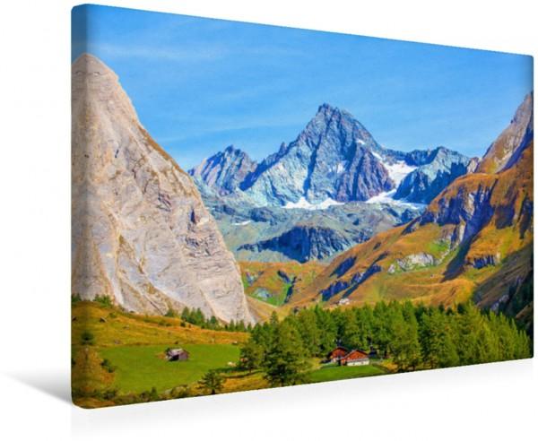Wandbild Schöne Grüße aus Osttirol