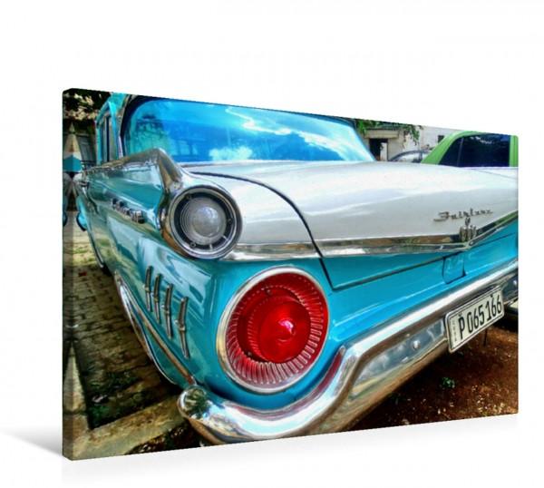 Wandbild Ford Fairlane 500