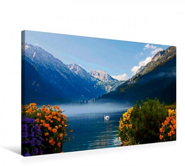 Wandbild Jägersee - Kleinarl Wagrain